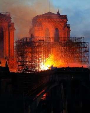 Veja como está a Notre-Dame de Paris 1 ano após o incêndio
