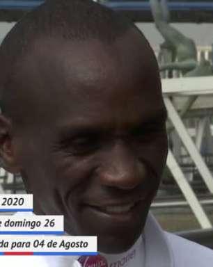 ATLETISMO: Internacional: Adiada! Maratona de Londres foi transferida para outubro por causa da Pandemia
