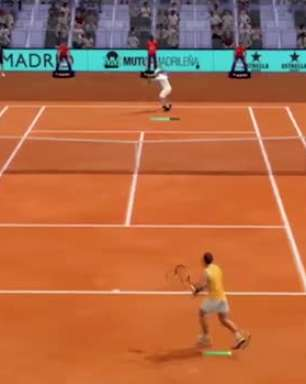 TÊNIS: Madrid Open Virtual Pro: Murray passa Nadal em surra do Grupo 1 (3-0)