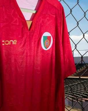 Portuguesa lança terceira camisa para o ano do centenário do clube