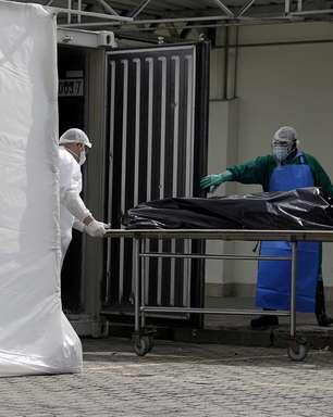 Hospitais de Manaus voltam a instalar câmaras frigoríficas