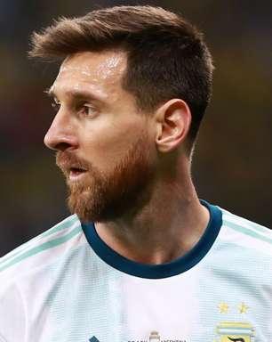 """Messi como Michael Jordan? """"Copa de 2022 pode ser seu Arremesso Final"""", diz companheiro"""