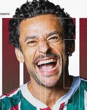 Fluminense acerta retorno de Fred após quatro anos: 'Sensação de voltar pra casa'