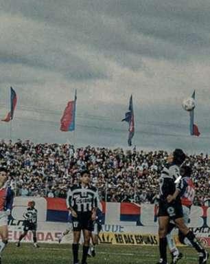 Paraná comemora 23 anos do pentacampeonato estadual