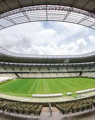 Castelão apresenta protocolo para retomada do futebol no Ceará