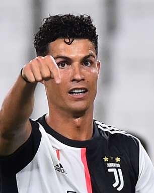 Juventus vence Lazio com dois de CR7 e fica perto do título
