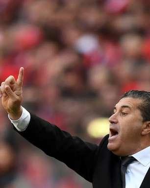 Flamengo se reúne com outro português: técnico da Venezuela