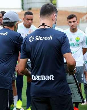 Cuiabá estreia na Série B contra o Brasil de Pelotas