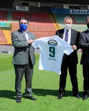 Estrella Galicia e Portuguesa fecham contrato de patrocínio na camisa