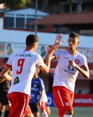 Tombense goleia o São José-RS e consegue sua primeira vitória na Série C