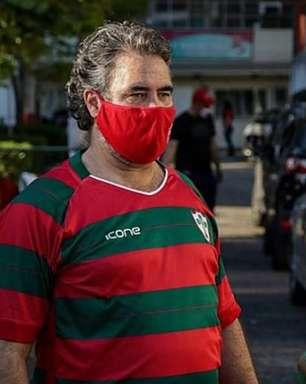 Presidente da Portuguesa chama atuação da arbitragem de 'desrespeitosa' após pênaltis controversos