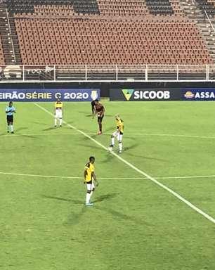 Em jogo de quatro gols, Ituano e Criciúma ficam no empate pela Série C
