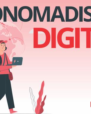 Escritórios físicos estão dando lugar ao neonomadismo digital