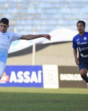 Matheus Bianqui exalta semana livre de treinos e busca pela titularidade no Londrina