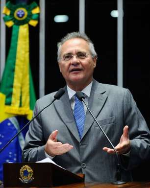 """Renan Calheiros diz que Bolsonaro """"piora as coisas"""""""
