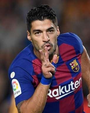 Atlético de Madrid anuncia a contratação de Luis Suárez