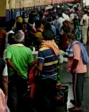Índia supera 100 mil mortes e pode ultrapassar EUA em casos