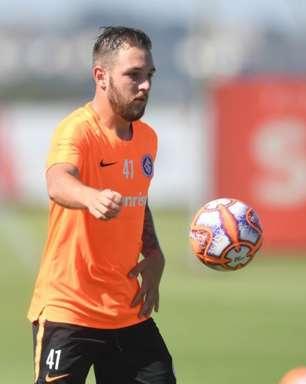 Emprestado pelo Inter, Bruno José fecha com o Brasil de Pelotas