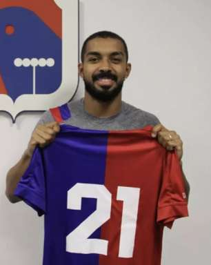Lateral Paulo Henrique renova contrato com o Paraná