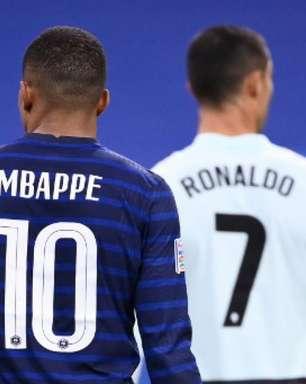 França e Portugal empatam em partida pela Liga das Nações