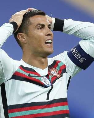 Cristiano Ronaldo testa positivo para o novo coronavírus