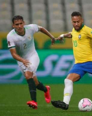 Neymar pode igualar Ronaldo Fenômeno em gols pela Seleção