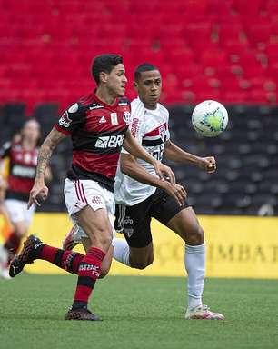 São Paulo tem dia de Flamengo no Maracanã e entra na briga