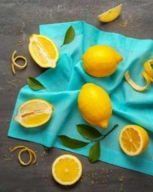 As maravilhas do limão