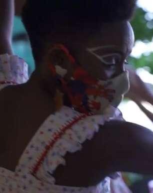 SPFW: Capeto cria roupa para dançar dentro e fora de casa