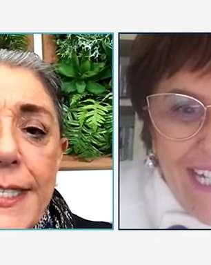 Sensitiva da TV Márcia Fernandes previu a derrota de Trump