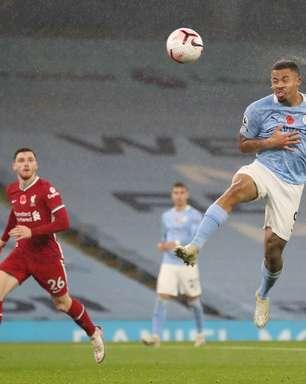 City e Liverpool ficam no empate; Leicester assume a ponta