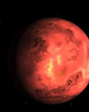 K2-141b, o planeta onde chove pedra, os ventos são supersônicos e os oceanos são feitos de lava