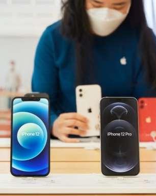 Apple inicia pré-venda do iPhone 12 no Brasil; confira preços