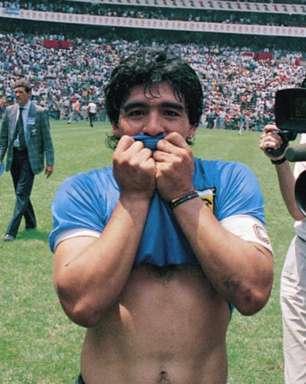 Outros craques virão, mas Maradona deixa um vazio de delírio