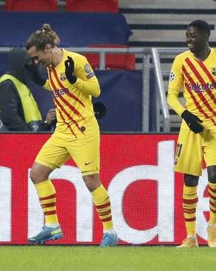 100%, Barça goleia sem Messi; Juve vence com gol de CR7