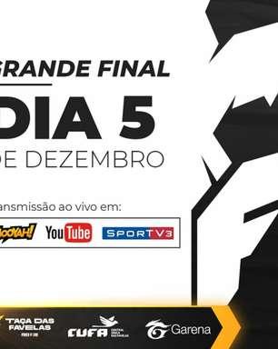 Final da Taça das Favelas Free Fire acontece neste sábado
