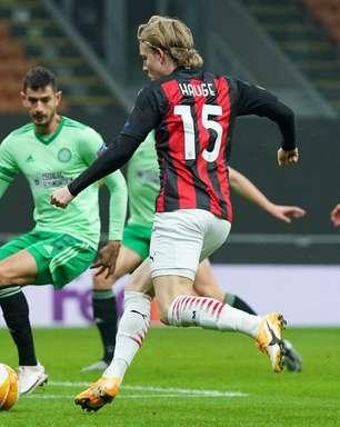 Sem Ibrahimovic, Milan vence Celtic e se classifica na Liga Europa
