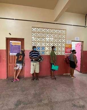 Candidatos à prefeitura de Macapá votam nesta manhã
