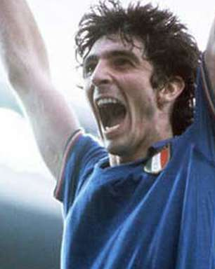 Morre Paolo Rossi, craque que mais castigou o Brasil em Copas do Mundo