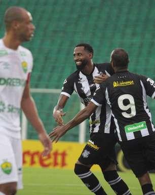 Figueirense consegue vitória muito importante contra o Cuiabá