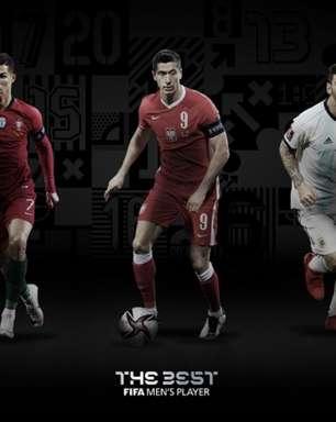 Lewa, Messi e CR7... Veja os números dos melhores do mundo