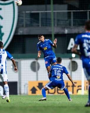 Cruzeiro vacila outra vez em casa e só empata com o CSA