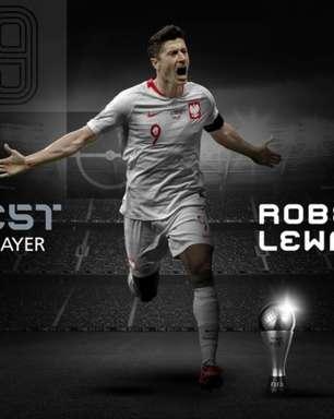 Lewandowski bate Messi e CR7 e é melhor do mundo pela 1ª vez