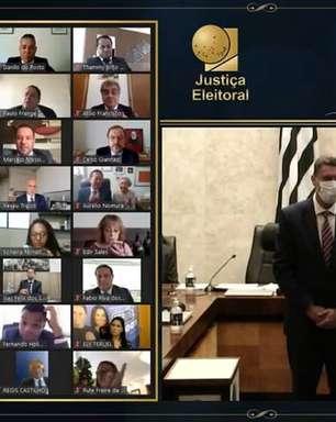 Em evento híbrido, TRE-SP entrega diplomas presenciais e virtuais a Covas e vereadores eleitos
