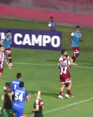 SÉRIE B: Gol de Náutico 1 x 0 Sampaio Corrêa
