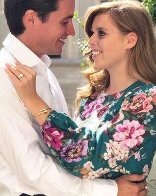 Princesa britânica Beatrice dá luz à primeira filha