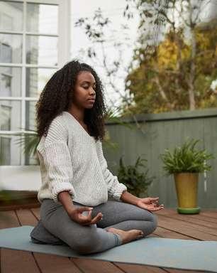 A melhor posição de meditação