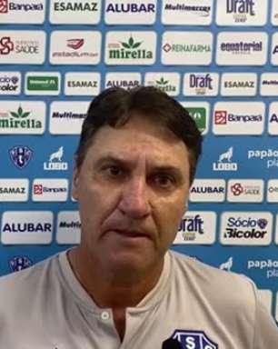 """PAYSANDU: Brigatti parabeniza equipe após vencer o Londrina: """"Nosso grupo mostrou sua força e fomos coroados com a vitória"""""""