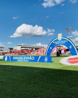 Brusque vence o Vila Nova fora de casa e assume liderança do quadrangular na Série C