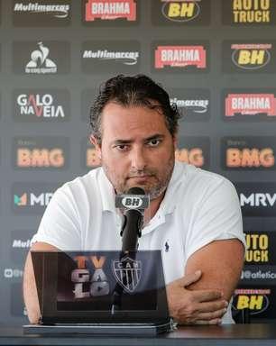 Alexandre Mattos nega contato com o Grêmio